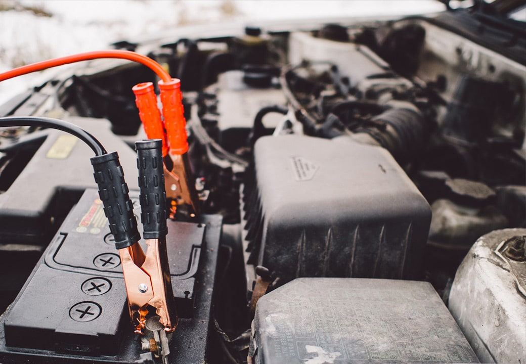 Replacing car batteries